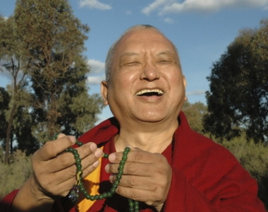 Lisa Sharkey_Lama Zopa Rinpoche